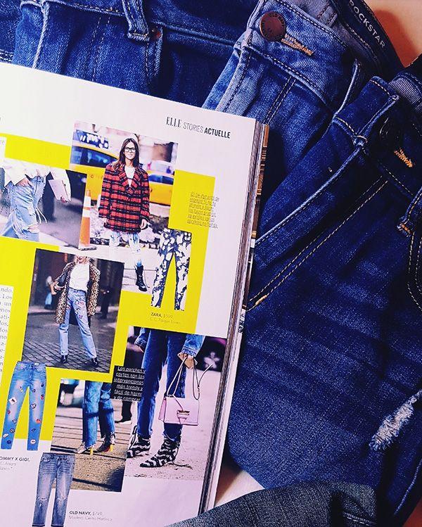 Jeans, street style