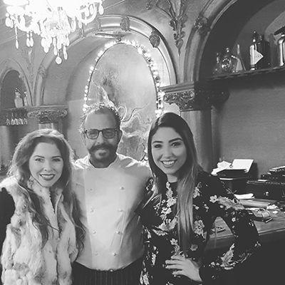 Manzanilla Restaurant, Benito Molina From Master Chef