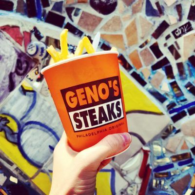 Geno's Steak, Philadelphia Original