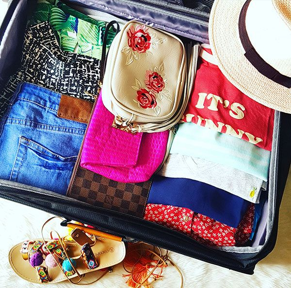 LET'S TALK ABOUT PACKING