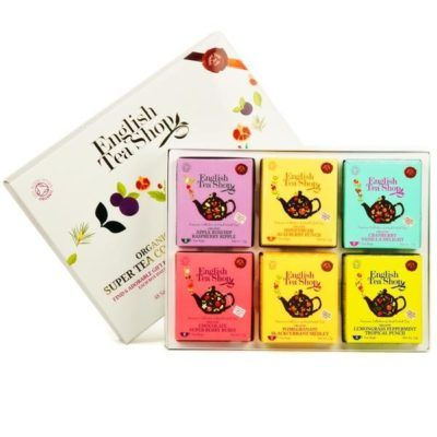 English Tea Box